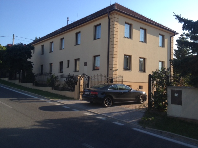 Rekonštrukcia obytného domu, Nitra – Zobor