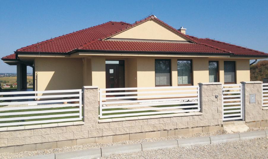 Výstavba rodinných domov v projekte Pod Lipami, Jarok